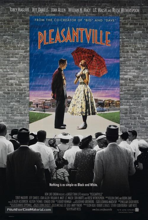 Pleasantville - Movie Poster