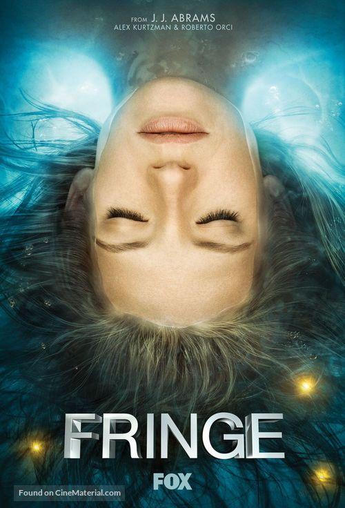 """""""Fringe"""" - Movie Poster"""