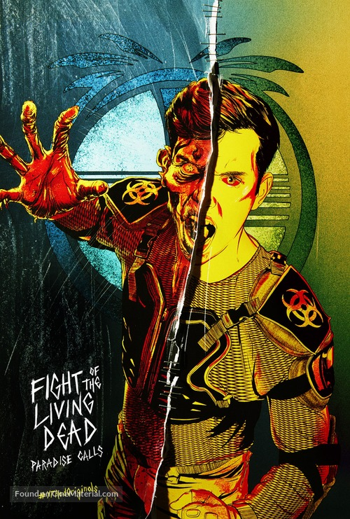 """""""Fight of the Living Dead"""" - Movie Poster"""