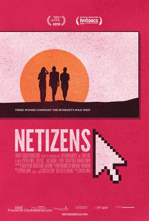 Netizens - Movie Poster