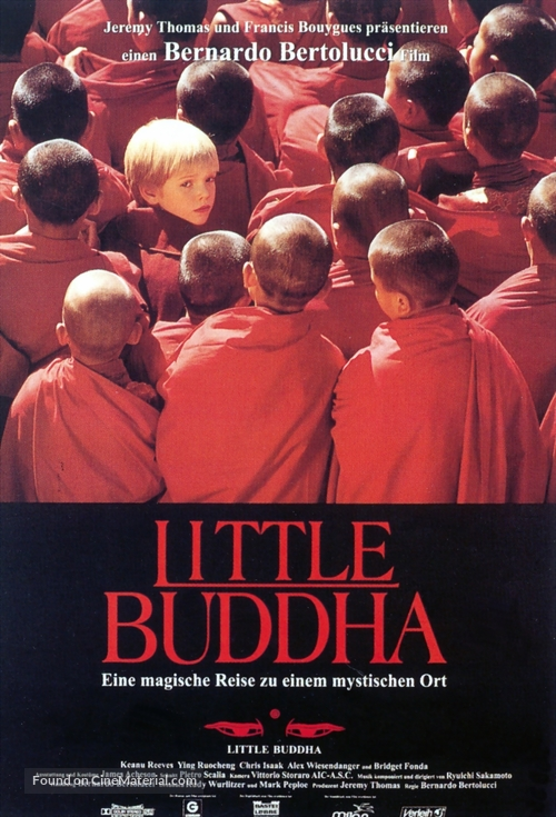 Little Buddha Movie Poster