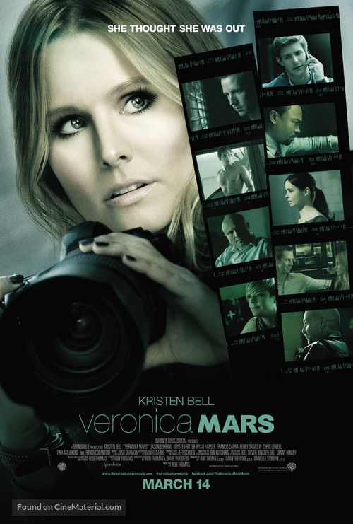 Veronica Mars - Theatrical movie poster