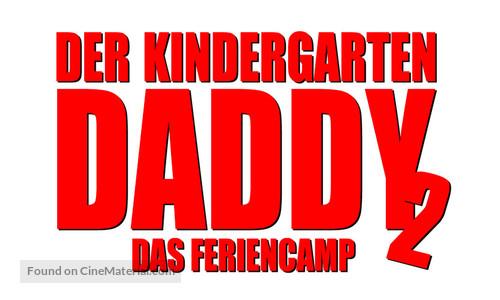 Daddy Day Camp - German Logo