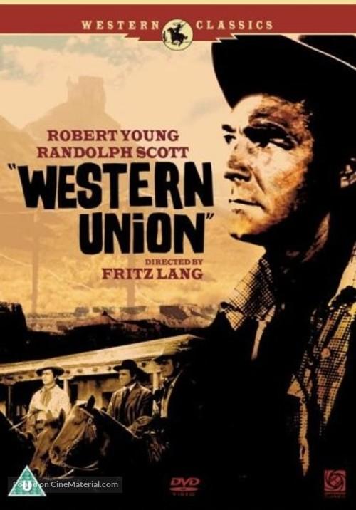 Western Union - British Movie Cover