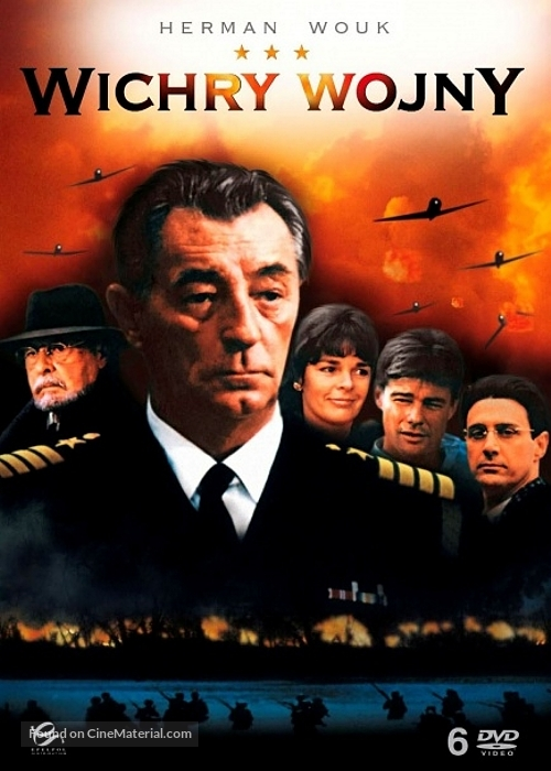 """""""The Winds of War"""" - Polish Movie Cover"""