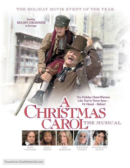 A Christmas Carol - Movie Cover