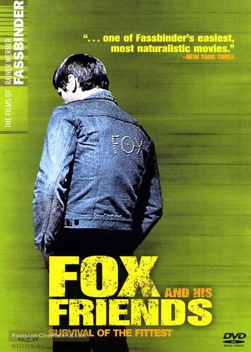 Faustrecht der Freiheit - DVD movie cover