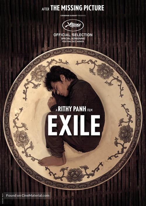 Exil - French Movie Poster