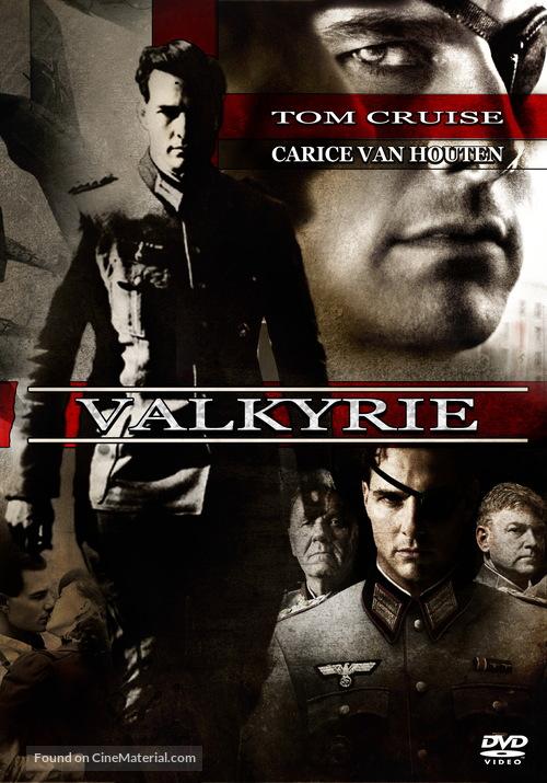 Valkyrie 2008 Movie Cover