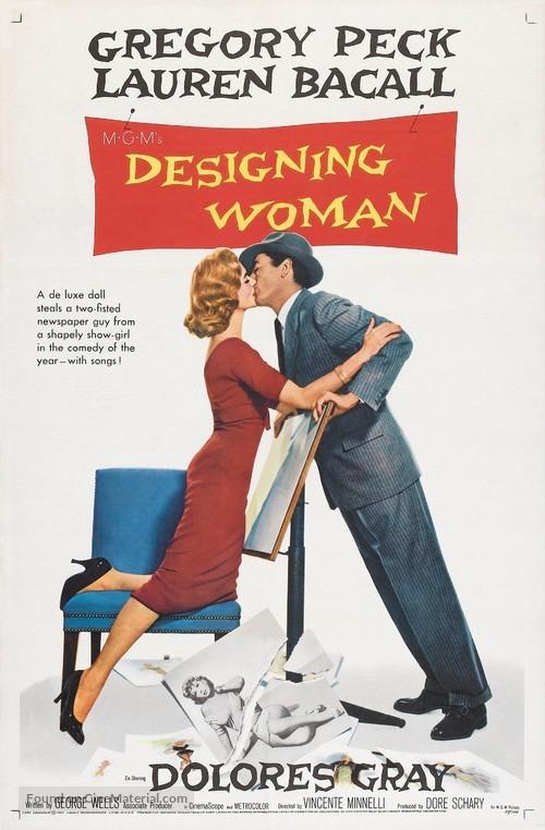 Designing Woman - Movie Poster