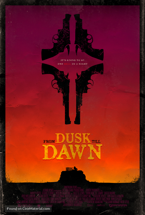From Dusk Till Dawn - poster