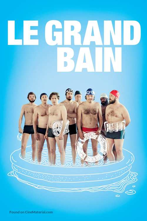 Le grand bain - Swiss Video on demand movie cover