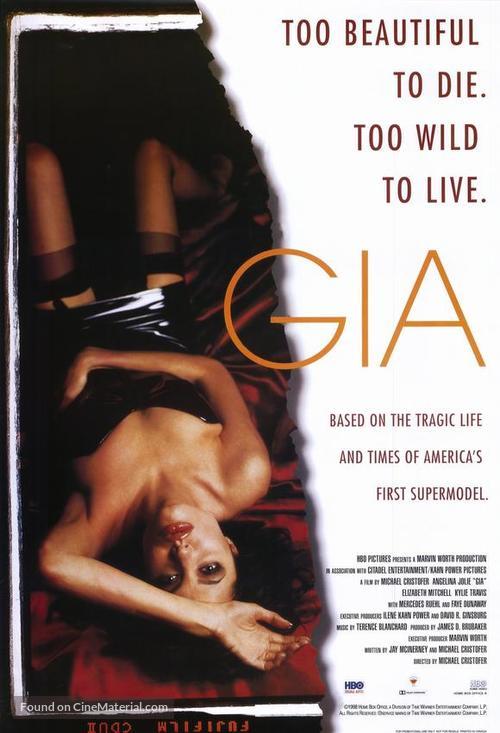 Gia - Movie Poster