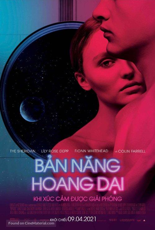 Voyagers - Vietnamese Movie Poster
