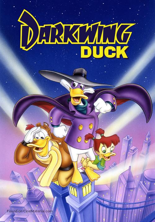 """Darkwing Duck"" - DVD movie cover"