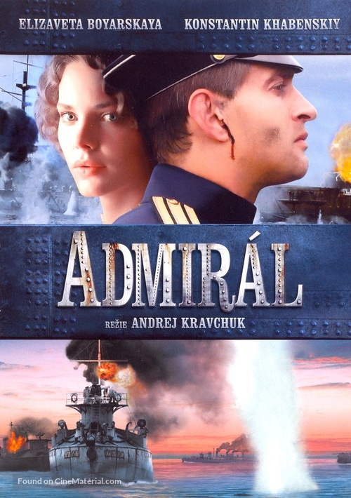 Admiral - Czech Movie Cover