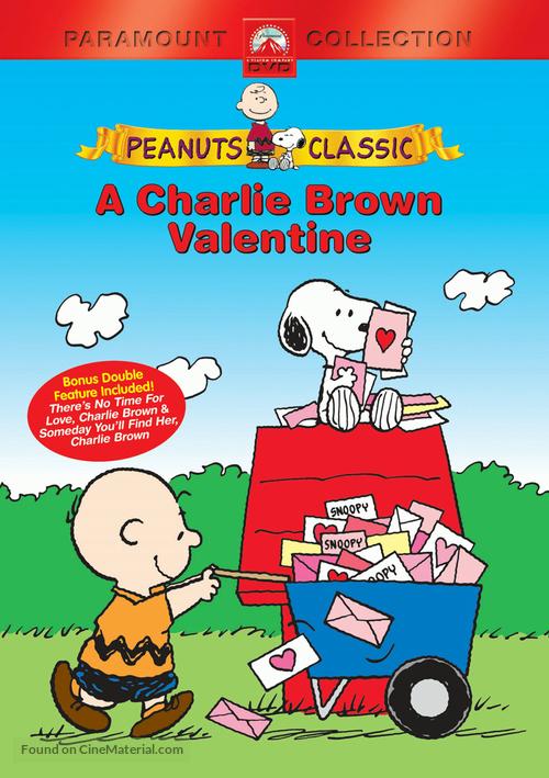 A Charlie Brown Valentine - DVD movie cover