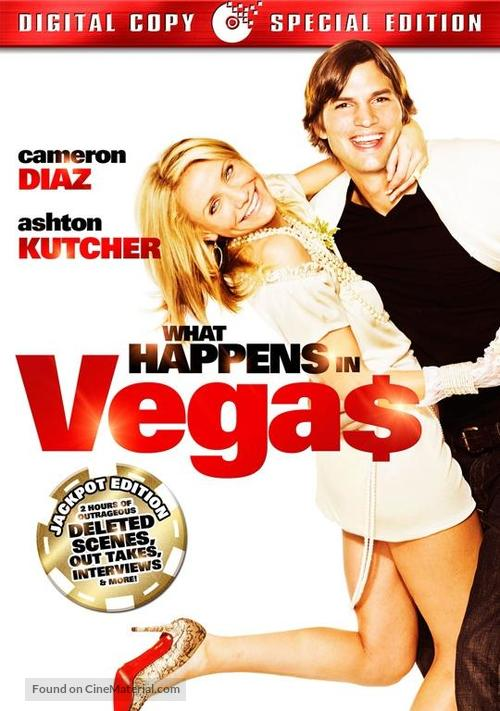 What Happens in Vegas - Movie Cover