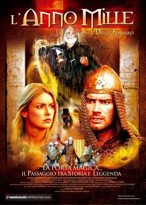 Anno mille, L' - Italian poster