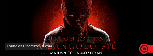 Brightburn - Hungarian poster
