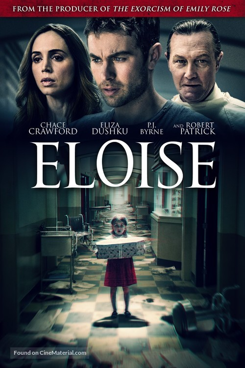 Eloise - DVD movie cover