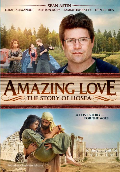 Amazing Love - DVD movie cover