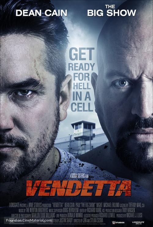 Vendetta - Movie Poster