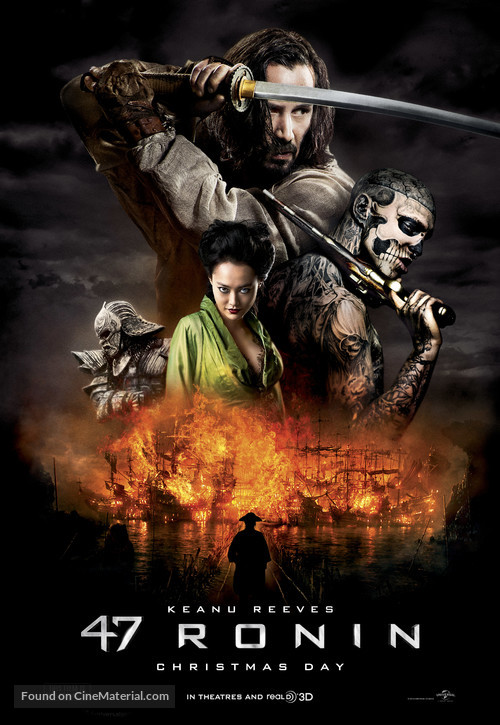 47 Ronin - Movie Poster