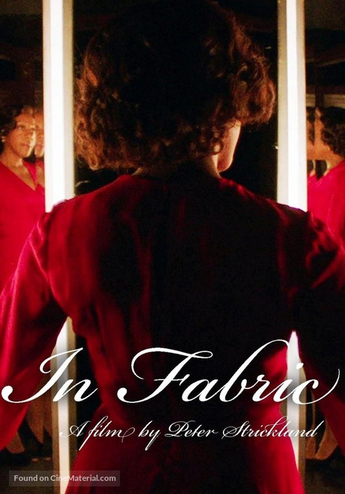 In Fabric (2018) British movie poster