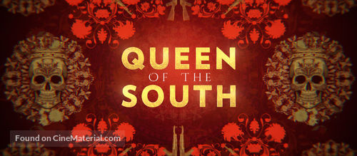 """Queen of the South"" - Logo"
