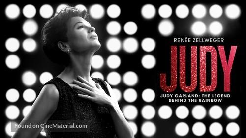 Judy - poster