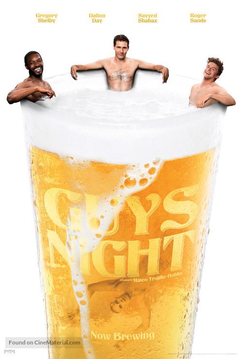 """""""Guys Night"""" - Movie Poster"""