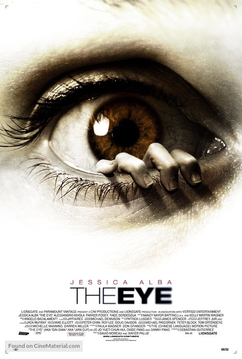 The Eye - Movie Poster
