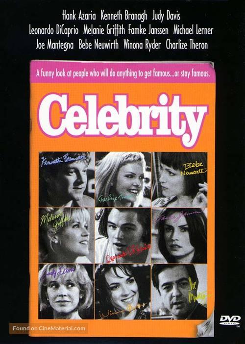 Celebrity - Movie Cover