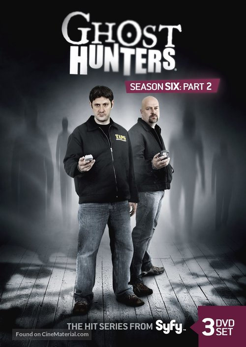 """Ghost Hunters"" - Movie Cover"