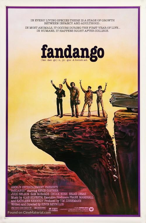 Fandango - Movie Poster