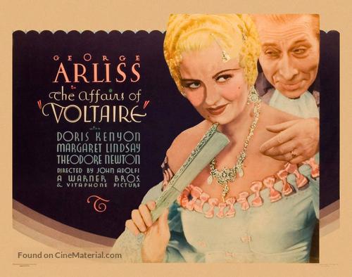 Voltaire - Movie Poster