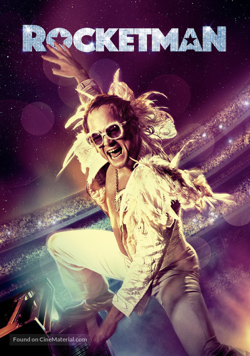 Rocketman - Movie Cover