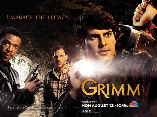 """Grimm"" - Movie Poster"