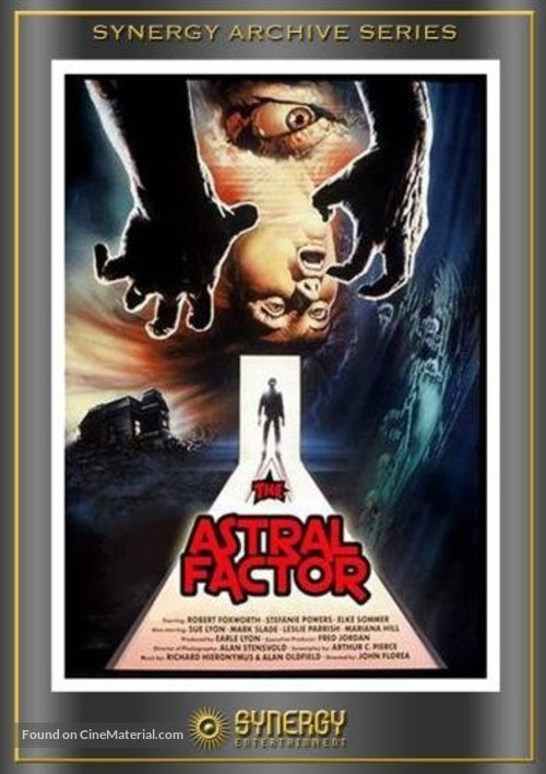 The Astral Factor - Movie Cover