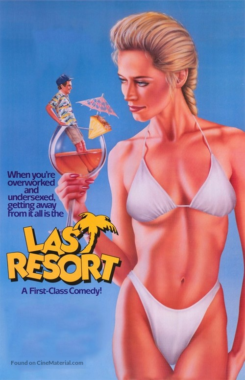 Last Resort - Movie Poster