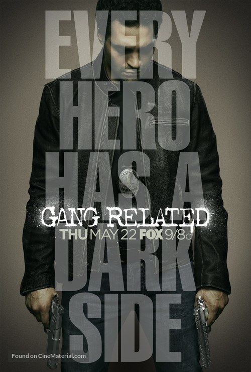 """Gang Related"" - Movie Poster"