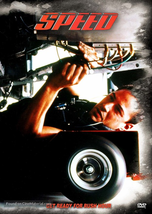 Speed - Movie Cover