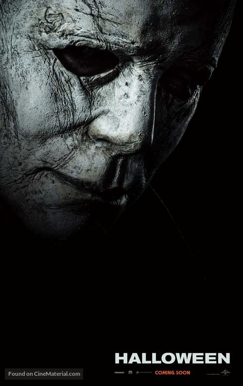 Halloween - British Movie Poster