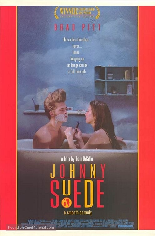 Johnny Suede - Movie Poster