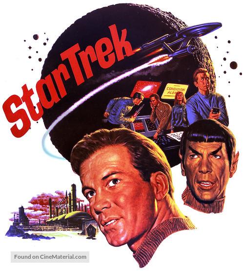 """""""Star Trek"""" - poster"""
