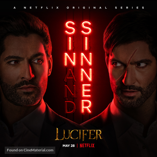 """Lucifer"" - Movie Poster"