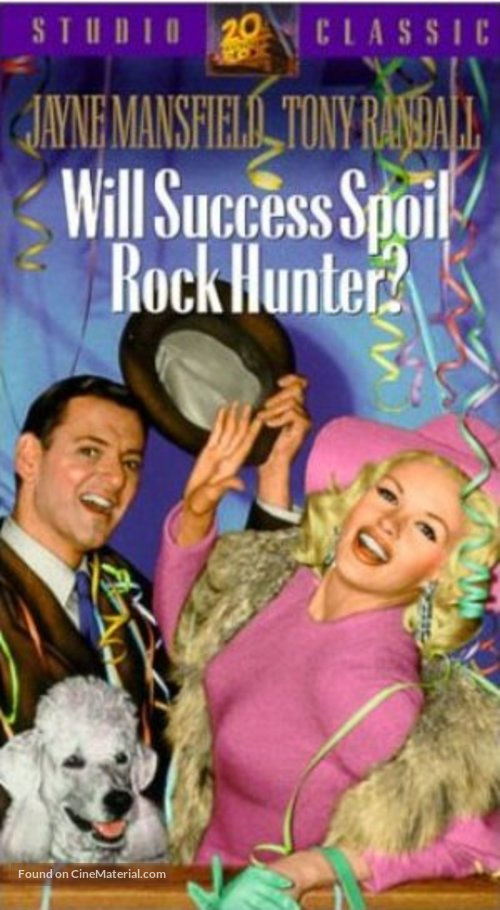 Will Success Spoil Rock Hunter? - VHS movie cover