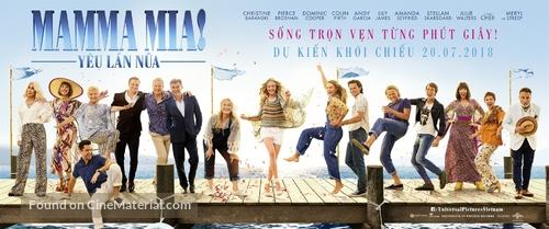 Mamma Mia! Here We Go Again - Vietnamese poster
