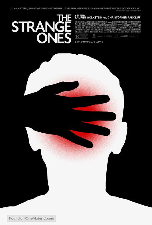 The Strange Ones movie poster